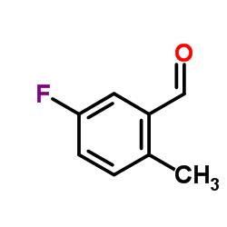 5-Fluoro-2-methylbenzaldehyde CAS:22062-53-9