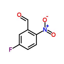 5-Fluoro-2-nitrobenzadehyde CAS:395-81-3