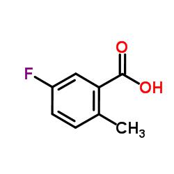 5- 플루오로 -2- 메틸 벤조산