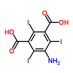Ácido 5-amino-2,4,6-triiodoisoftálico