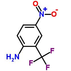 2-Amino-5-nitrobenzotrifluoride CAS:121-01-7