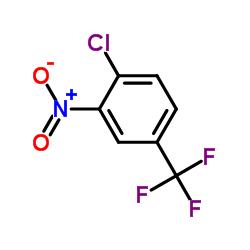 4-Chloro-3-nitrobenzotrifluoride CAS:121-17-5
