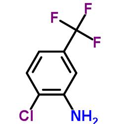 3-Amino-4-chlorobenzotrifluoride CAS:121-50-6