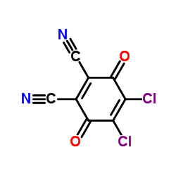2,3-Dichloro-5,6-dicyano-1,4-benzoquinone CAS:84-58-2