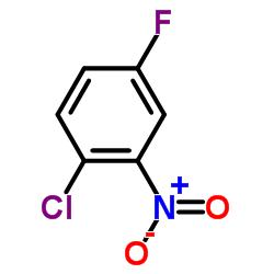 1-chloro-4-fluoro-2-nitrobenzene CAS:345-17-5