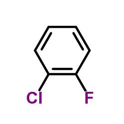 1-chloro-2-fluorobenzene CAS:348-51-6