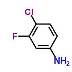 4-Chloro-3-fluoroaniline CAS:367-22-6