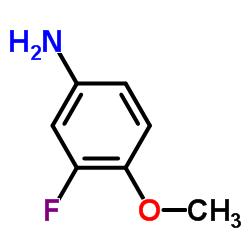 3-Fluoro-4-methoxyaniline CAS:366-99-4