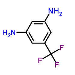 3,5-Diaminobenzotrifluoride CAS:368-53-6