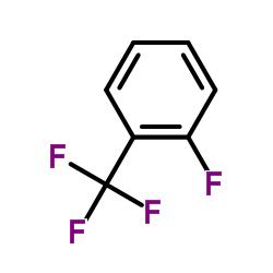 2-Fluorobenzotrifluoride CAS:392-85-8
