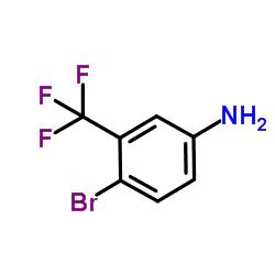 4-Bromo-3-(trifluoromethyl)aniline CAS:393-36-2