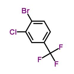 4-Bromo-3-chlorobenzotrifluoride CAS:402-04-0