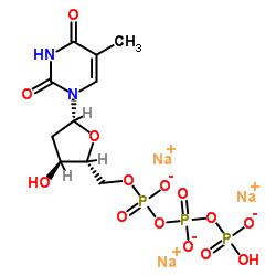 Thymidine 5'-Triphosphate Sodium Salt CAS:18423-43-3