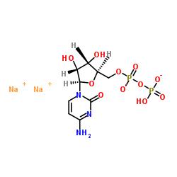 Cytidine-5'-diphosphate disodium salt CAS:54394-90-0