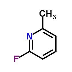 2-Fluoro-6-methylpyridine CAS:407-22-7