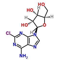 2-Chloroadenosine CAS:146-77-0