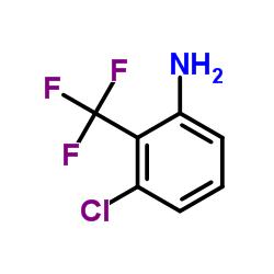 3-chloro-2-(trifluoromethyl)aniline CAS:432-21-3