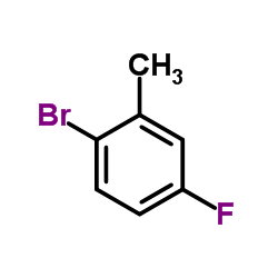 2-Bromo-5-fluorotoluene CAS:452-63-1