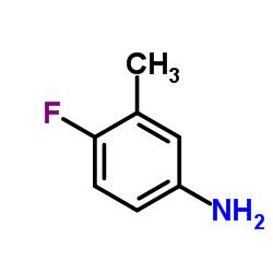 4-Fluoro-3-methylaniline CAS:452-69-7