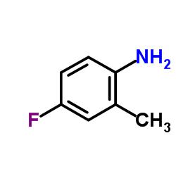 4- 플루오로 -2- 메틸 아닐린