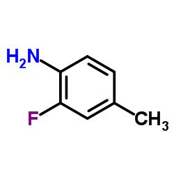 2- 플루오로 -4- 메타 닐린