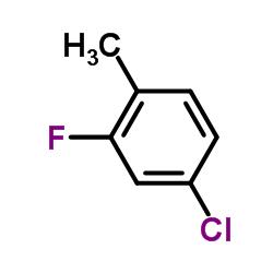 4-Chloro-2-fluorotoluene CAS:452-75-5