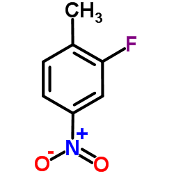 2-Fluoro-4-nitrotoluene CAS:1427-07-2