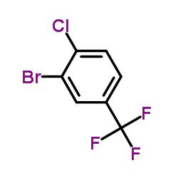 3-Bromo-4-chlorobenzotrifluoride CAS:454-78-4