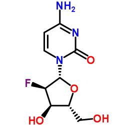 2'-Deoxy-2'-fluorocytidine CAS:10212-20-1