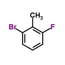 2-Bromo-6-fluorotoluene CAS:1422-54-4