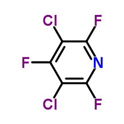 3,5-Dichloro-2,4,6-trifluoropyridine CAS:1737-93-5