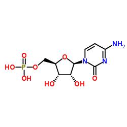 Cytidylic acid CAS:63-37-6