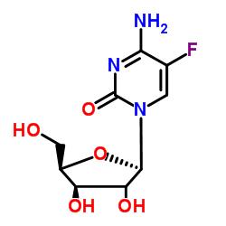 5-fluorocytidine CAS:2341-22-2