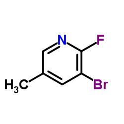 3-Bromo-2-fluoro-5-methylpyridine CAS:17282-01-8
