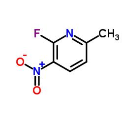 2-Fluoro-6-methyl-3-nitropyridine CAS:19346-45-3
