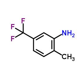 2- 메틸 -5- (트리 플루오로 메틸) 아닐린
