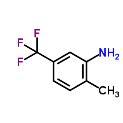 2-methyl-5-(trifluoromethyl)aniline CAS:25449-96-1