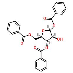 1,3,5-Tri-O-benzoyl-D-ribofuranose CAS:22224-41-5
