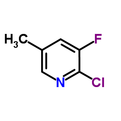 2- 클로로 -3- 플루오로 -5- 메틸 피리딘