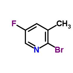 2-Bromo-5-fluoro-3-methylpyridine CAS:38186-85-5
