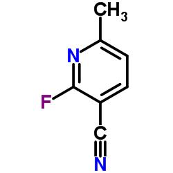 2-Fluoro-6-methylnicotinonitrile CAS:54957-80-1