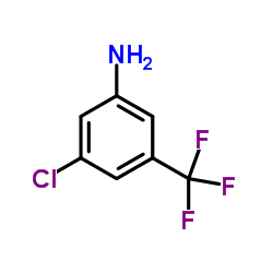 3-Amino-5-Chlorobenzotrifluoride CAS:69411-05-8