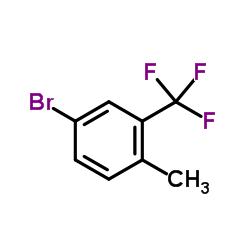 4-bromo-1-methyl-2-(trifluoromethyl)benzene CAS:86845-27-4