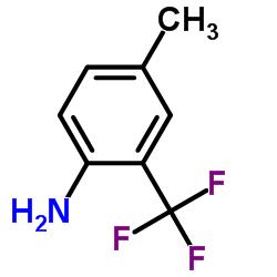 4-Methyl-2-(trifluoromethyl)aniline CAS:87617-23-0