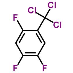 2,4,5-Trifluorotrichloromethyl benzene CAS:136364-60-8