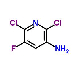 2,6-Dichloro-5-fluoropyridin-3-amine CAS:152840-65-8
