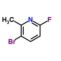 3-Bromo-6-fluoro-2-methylpyridine CAS:375368-83-5