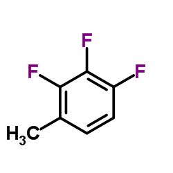 1,2,3-Trifluoro-4-methylbenzene CAS:193533-92-5
