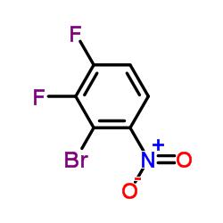 3-bromo-1,2-difluoro-4-nitrobenzene