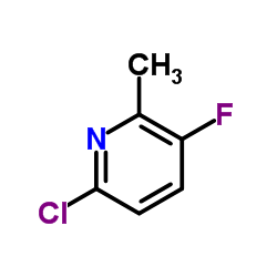 2-Chloro-5-fluoro-6-methylpyridine CAS:884494-78-4
